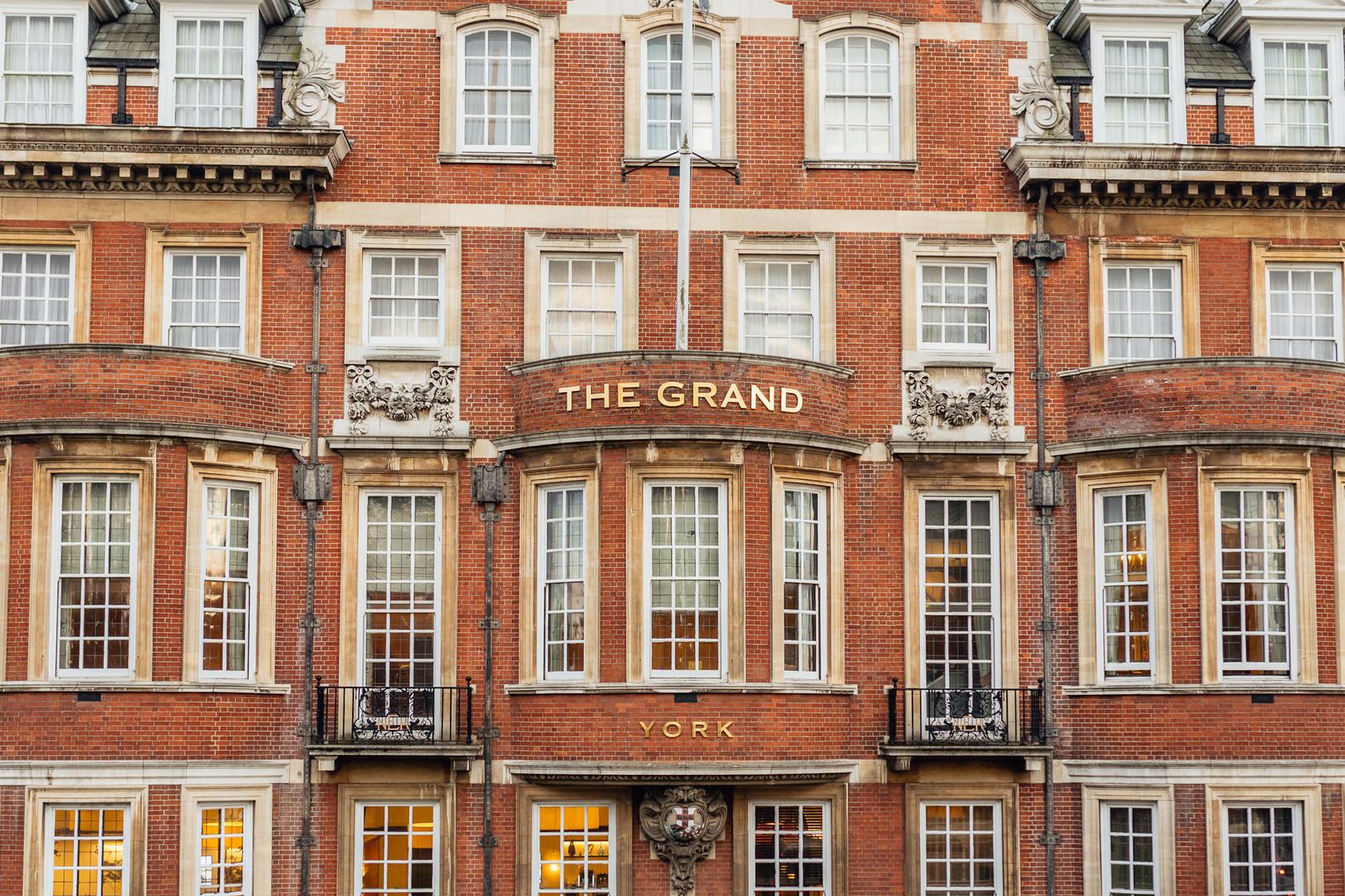 the grand york venue