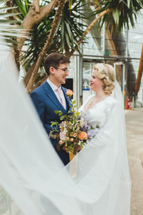 olivia and lewis peace gardens wedding photography
