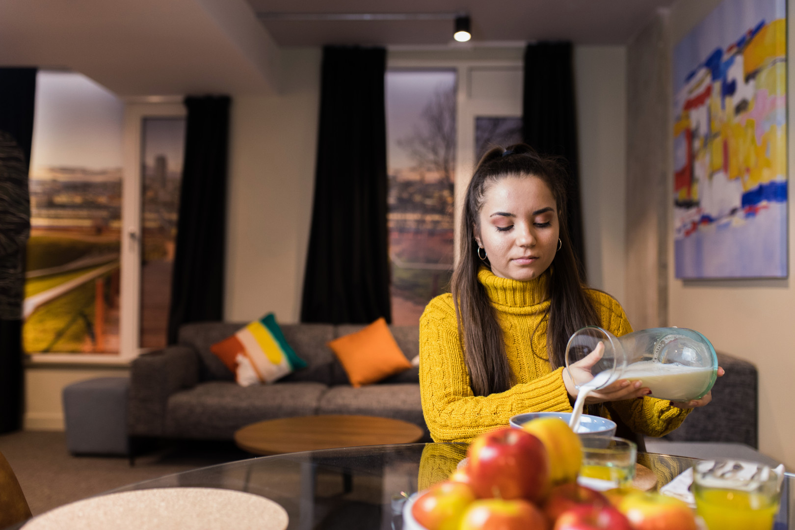 Liv Student Accomidation in Sheffield