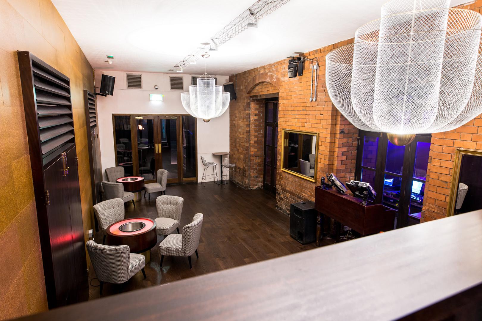 soyo bar sheffield venue photography