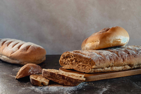 fresh bread, bakery, derbyshire