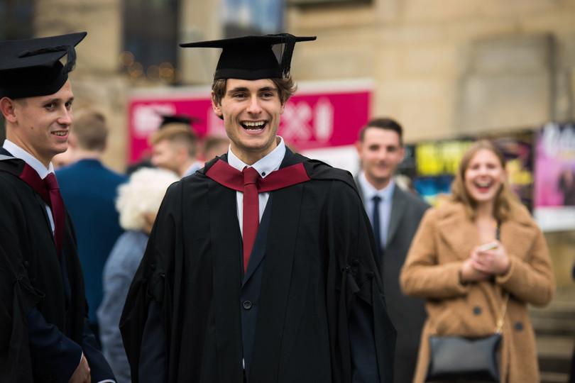 sheffield hallam university graduation