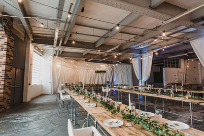 Trafalgar Warehouse wedding photos, photographer, venue