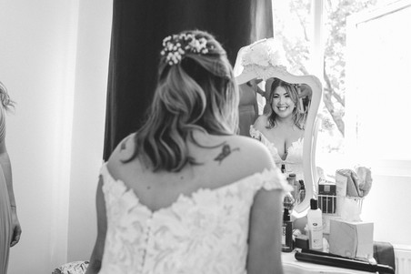 bridal preparation in sheffield , trafalgar warehouse
