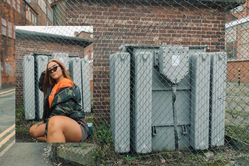 fashion photographer urban