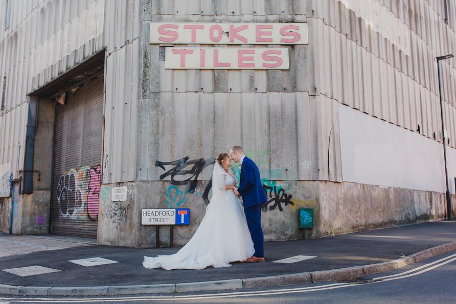 creative sheffield wedding photographer