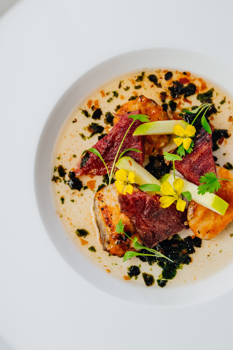 Food photographer in Manchester fine dining photos