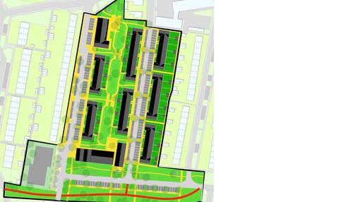 Harlingen Plan Zuid Fase 3