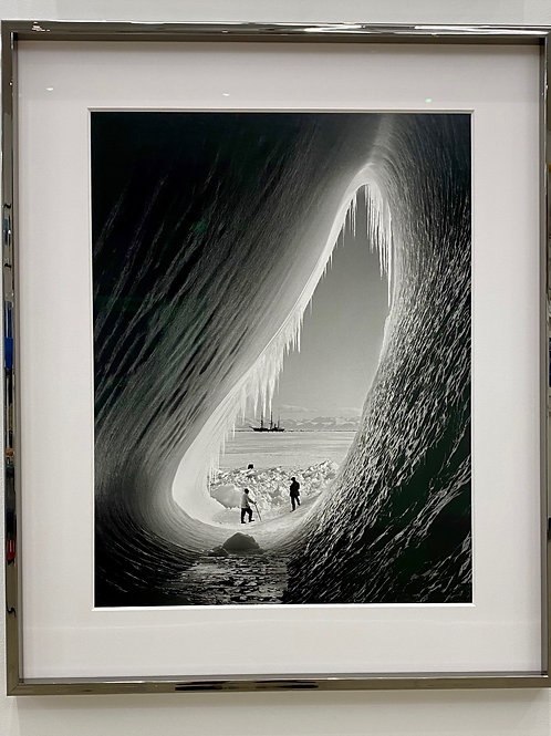 Herbert Ponting - Antarctic Expedition