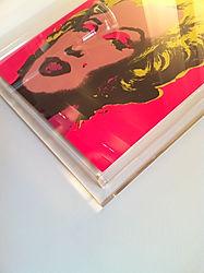 Espace Soardi - Encadrement sur mesure - Cadre photo - Cadre deco - réalisation de cadre - Cadre en plexi