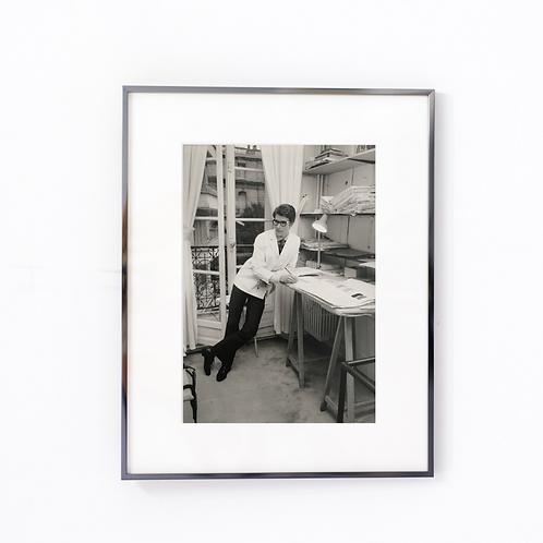 Reg Lancaster - Yves Saint-Laurent