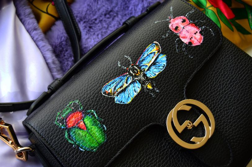Gucci Bug Bag