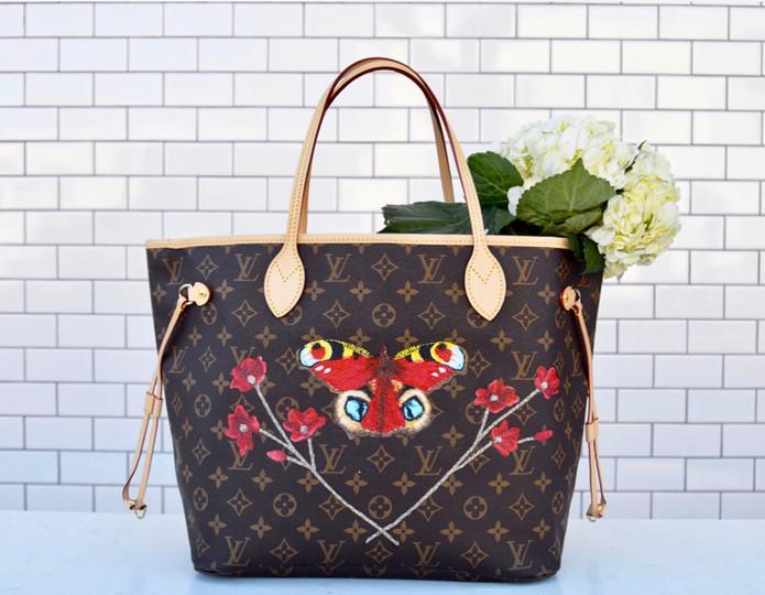 Butterfly Louis Vuitton