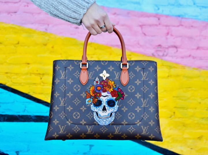 Louis Vuitton Skull Bag