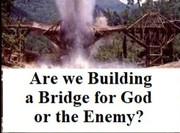 THE VALUE OF A GODLY BRIDGE