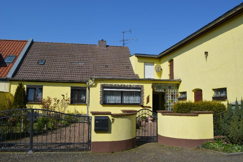Doppelhaushälfte in Farsleben