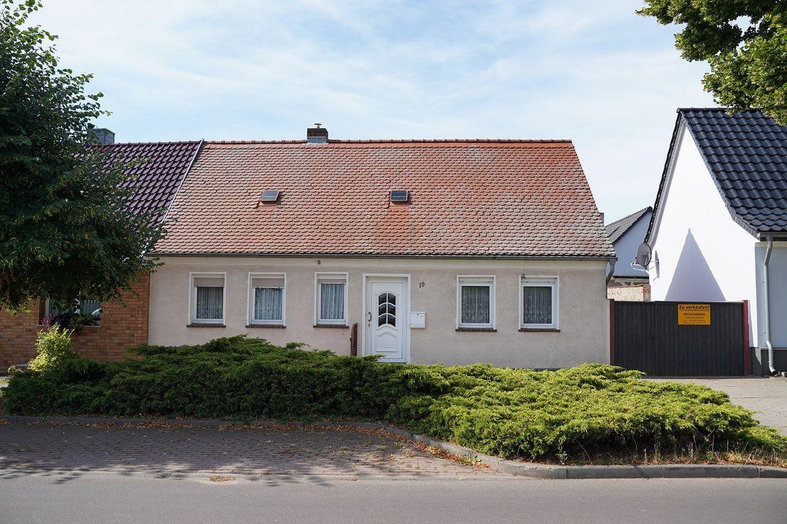 Doppelhaushälfte Burgstall