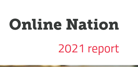 Are we an online Nation?