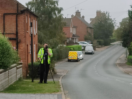 Speed Camera Southwold Road