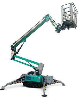 Tracked Boom Lift Hire