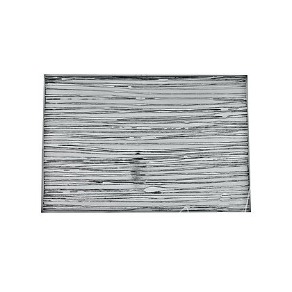 Oblong Casserole Mat - Striation
