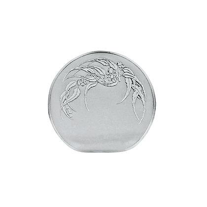 Off Round Platter - Flowering Gum