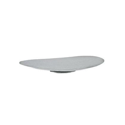 Oval Fruit Platter - Hand Raised