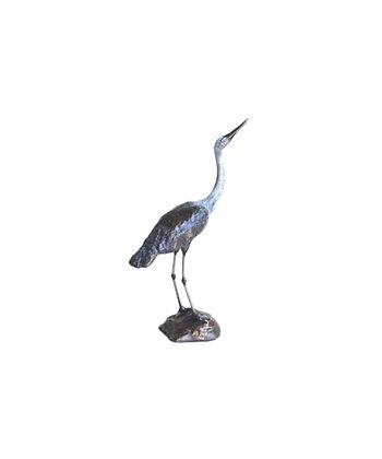 Heron Pacific – Standing Straight