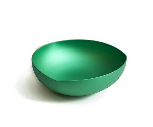 Bowl Medium 3 Point - Green