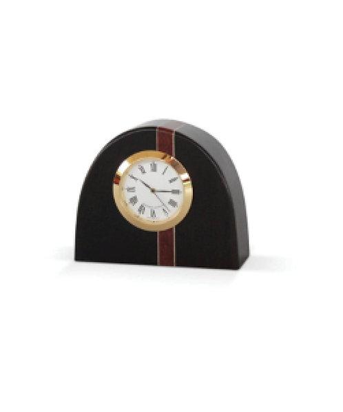 Clock Inlaid ½ Round