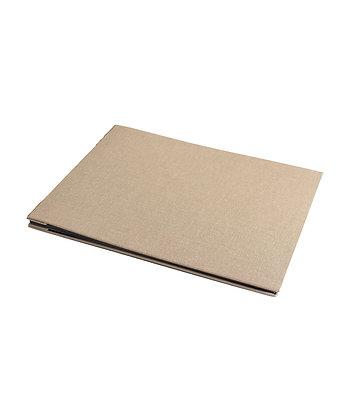 Large Photo Album - Natural Linen