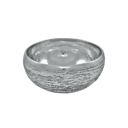 Curved Sided Salad Bowl Small - Swirl