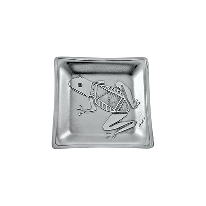 Square Tray Small - Frog