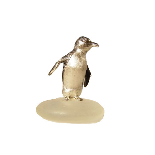 Penguin Sterling Silver