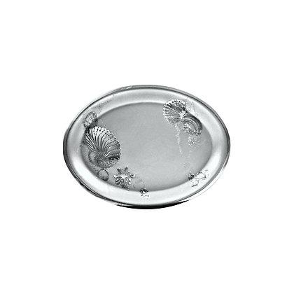 Oval Tray - Shell