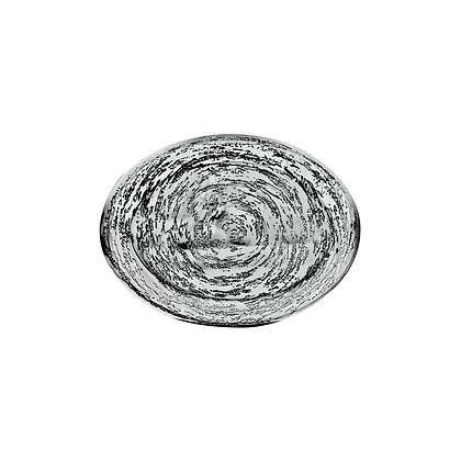 Oval Tray - Swirl