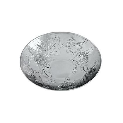 """16"""" Bowl Platter - Waratah"""