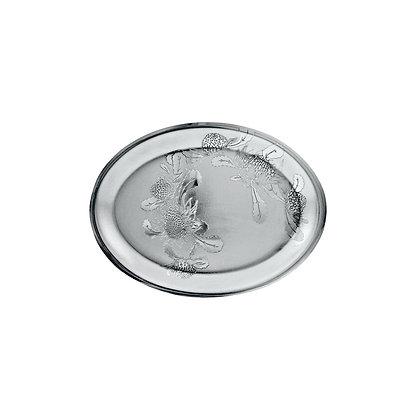 Oval Tray - Waratah
