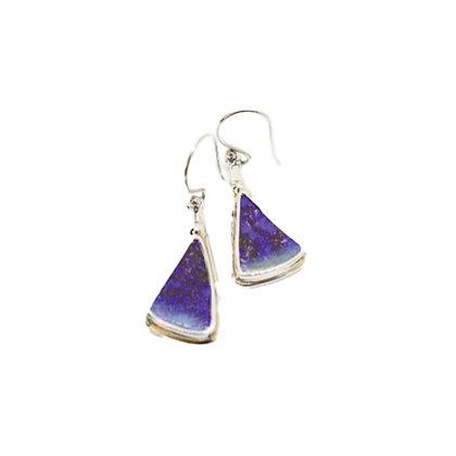 Earring - Purple