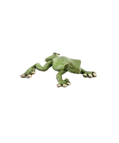 Frog Green Tree - Medium