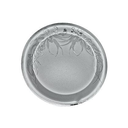 """Round Tray - Flowering Gum 18"""""""