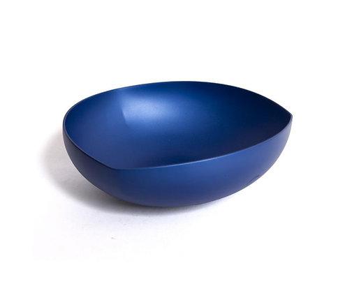 Bowl Medium 3 Point - Blue