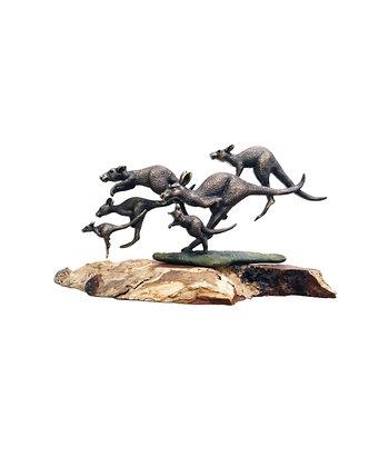 """Kangaroo x5 Bounding – """"Our Mob""""  Edition 99"""