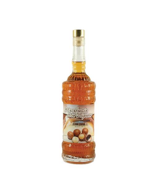 Castle Glen's Macadamia Nut Liqueur