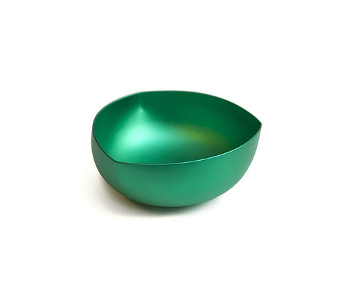 Bowl Small 3 Point - Apple Green