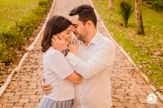 Ensaio Pré Casamento Bruna e Daniel