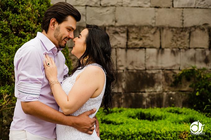 Ensaio Pré Casamento Renata e Willian