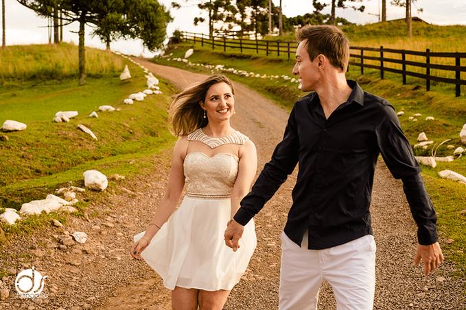 Ensaio Pré Casamento Thaís e Nei