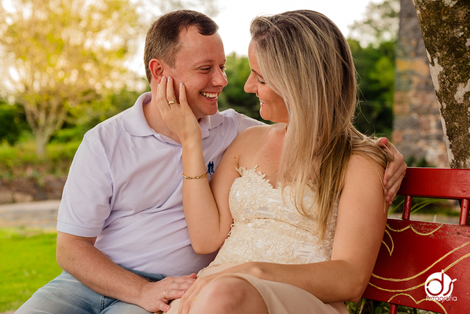 Ensaio Pré Casamento Mirian e Cássio