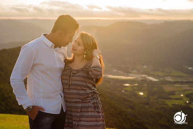 Ensaio Pré Casamento Andreina e Felipe